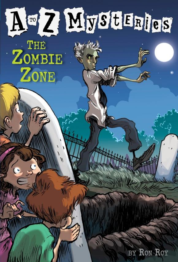 A to Z Mysteries: The Zombie Zone hiv and ivf the present and the future