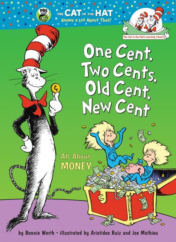 цена One Cent, Two Cents, Old Cent, New Cent онлайн в 2017 году