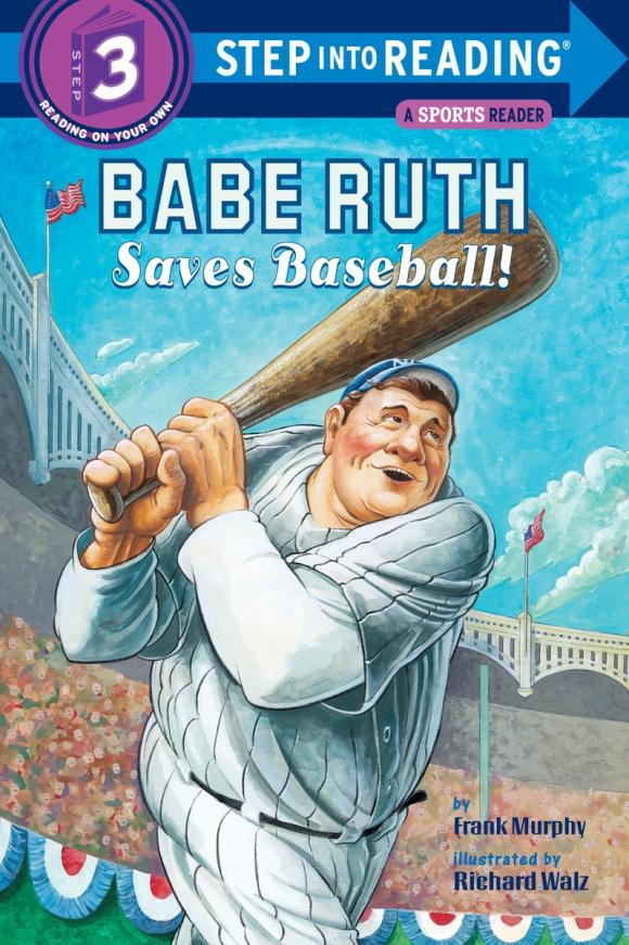 Babe Ruth Saves Baseball! babe экстамягкий 200 мл