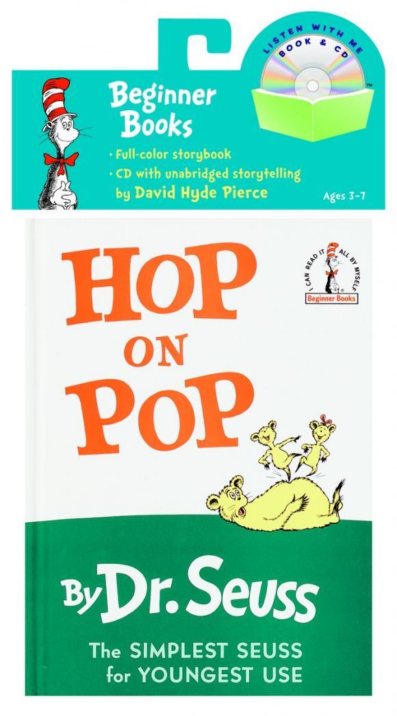 Hop on Pop Book & CD cd iggy pop post pop depression