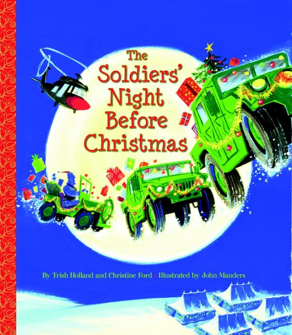 The Soldiers' Night Before Christmas richard scarry s the night before the night before christmas