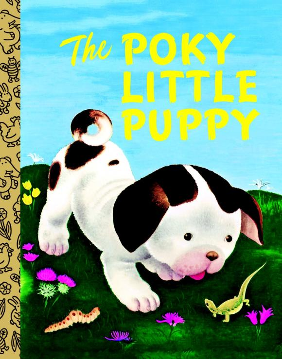 Zakazat.ru: The Poky Little Puppy