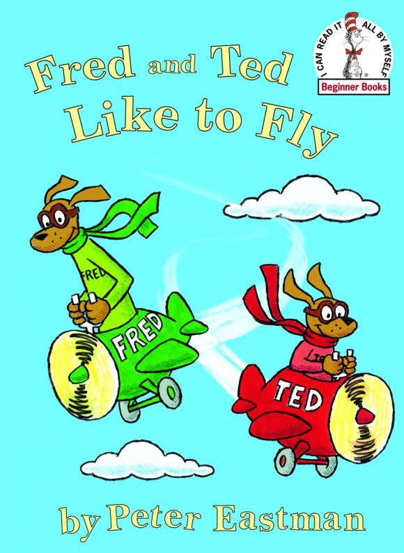 Fred and Ted like to Fly ted baker пальто