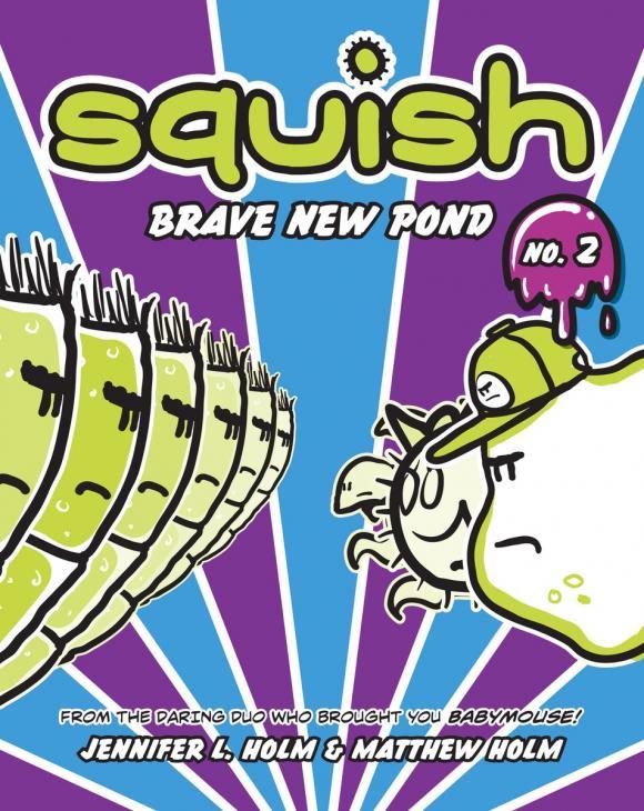 Squish #2: Brave New Pond женское термобелье барракуда термал