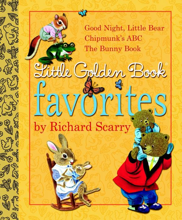 Little Golden Book Favorites by Richard Scarry richard scarry s please and thank you book