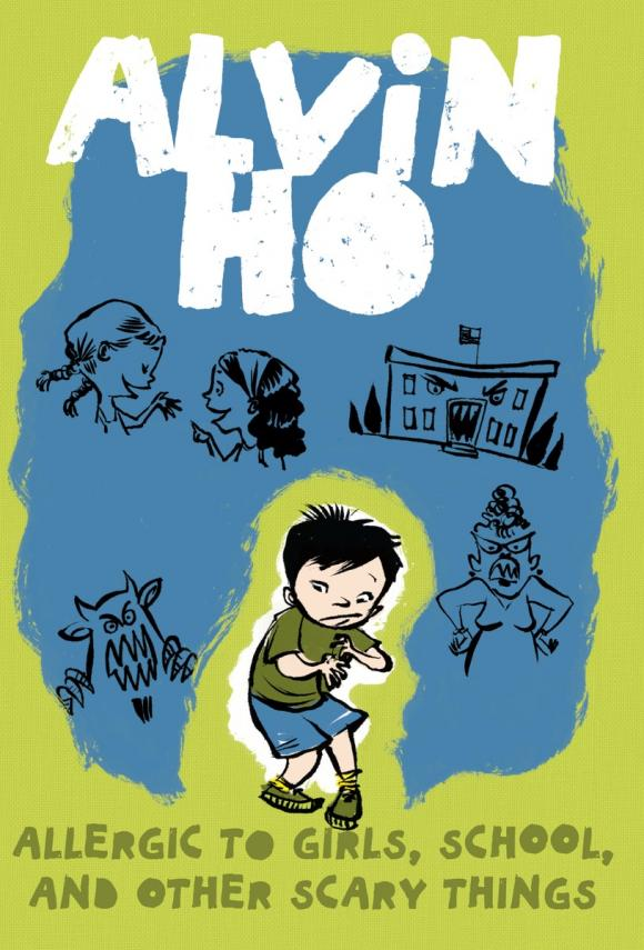 Купить Alvin Ho: Allergic to Girls, School, and Other Scary Things,
