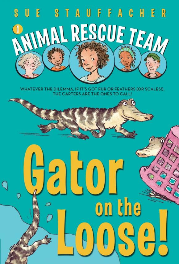 цены Animal Rescue Team: Gator on the Loose!