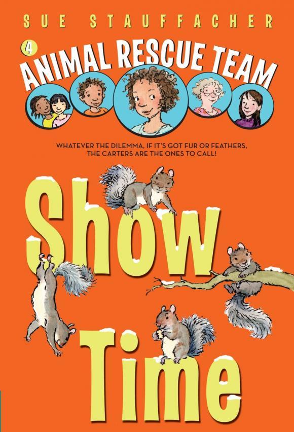 Купить Animal Rescue Team: Show Time,