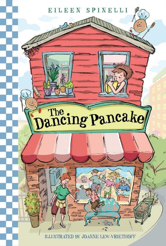 The Dancing Pancake the dancing pancake
