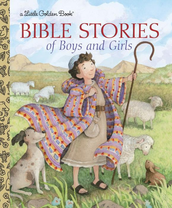 Bible Stories of Boys and Girls xml bible