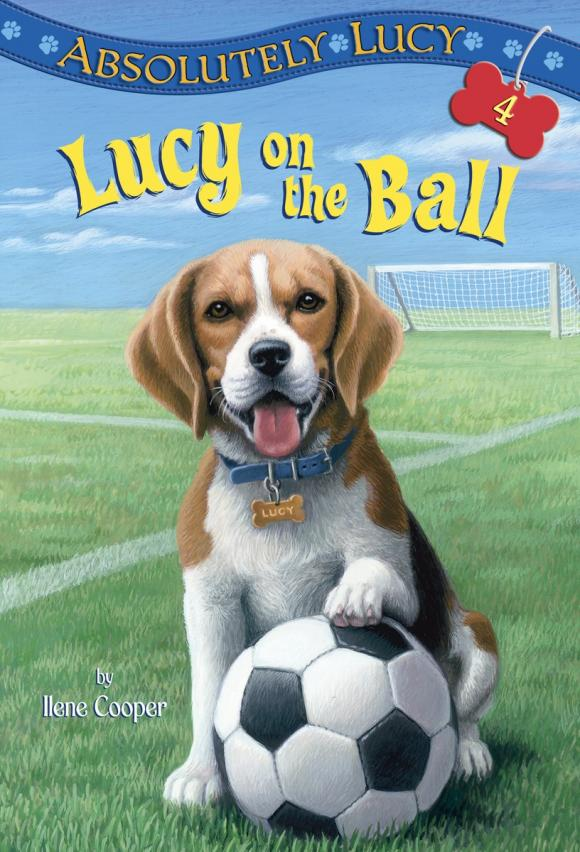 Absolutely Lucy #4: Lucy on the Ball машинки lucy