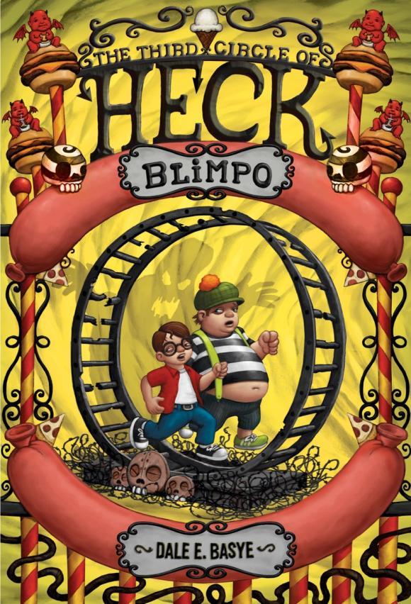 Blimpo: The Third Circle of Heck circle of confusion
