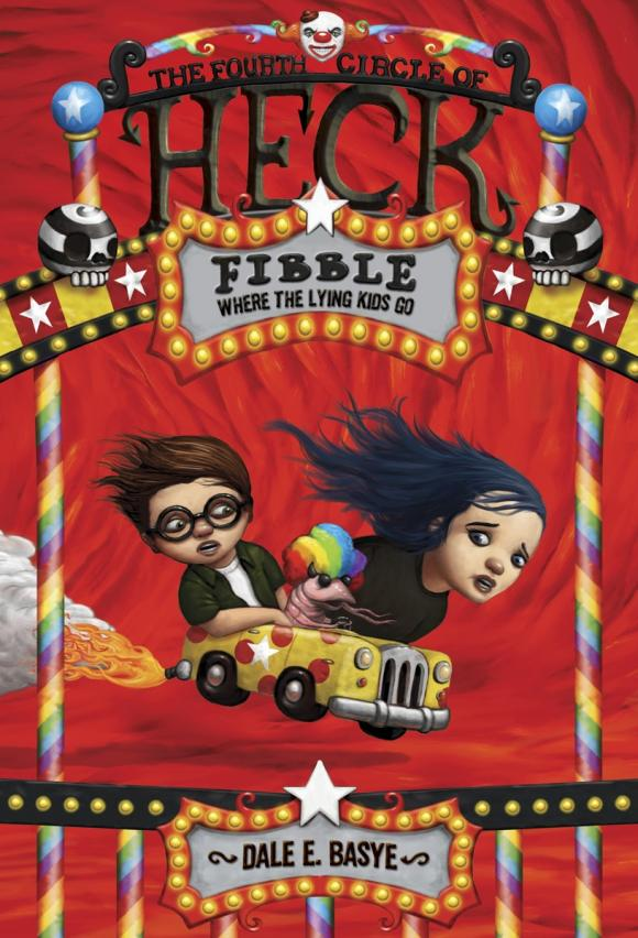 Fibble: The Fourth Circle of Heck hunter е warriors omen of the stars 1 the fourth apprentice