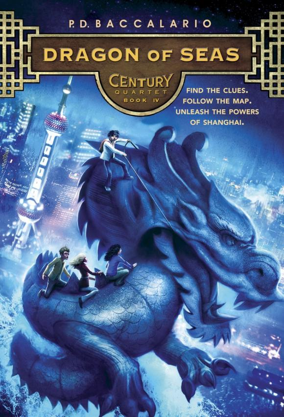 Century 4: Dragon of Seas