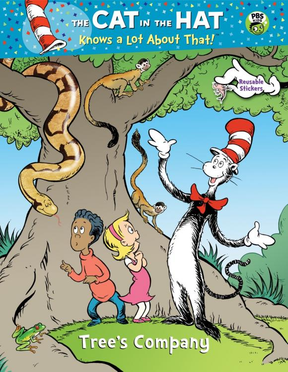 Tree's Company (Dr. Seuss/Cat in the Hat) tish rabe oh give me a home dr seuss cat in the hat