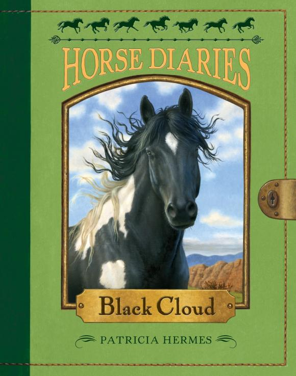 Купить Horse Diaries #8: Black Cloud,
