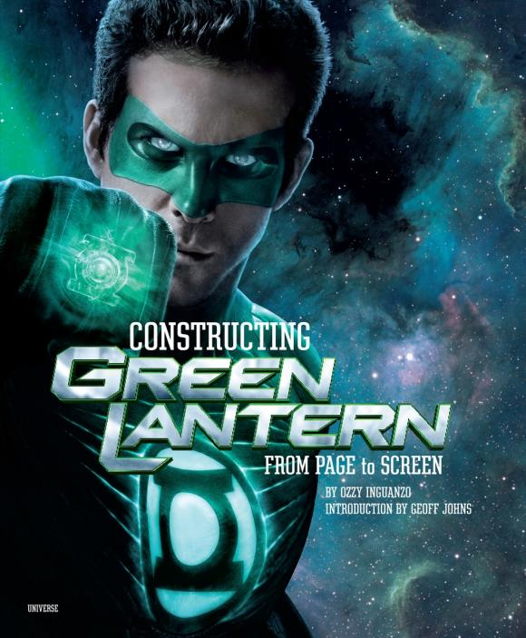 Constructing Green Lantern constructing climate refugees