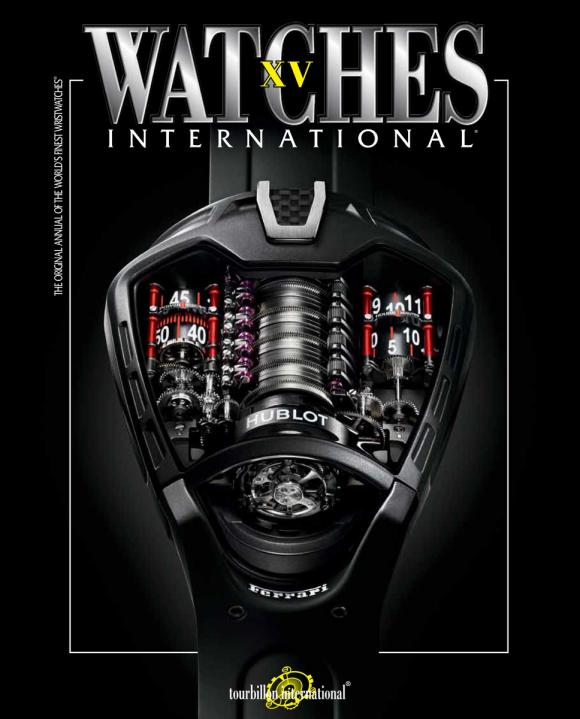 Watches International Volume XV jewelry international volume v