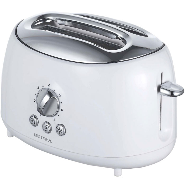 Supra TTS-216, White тостер - Тостеры