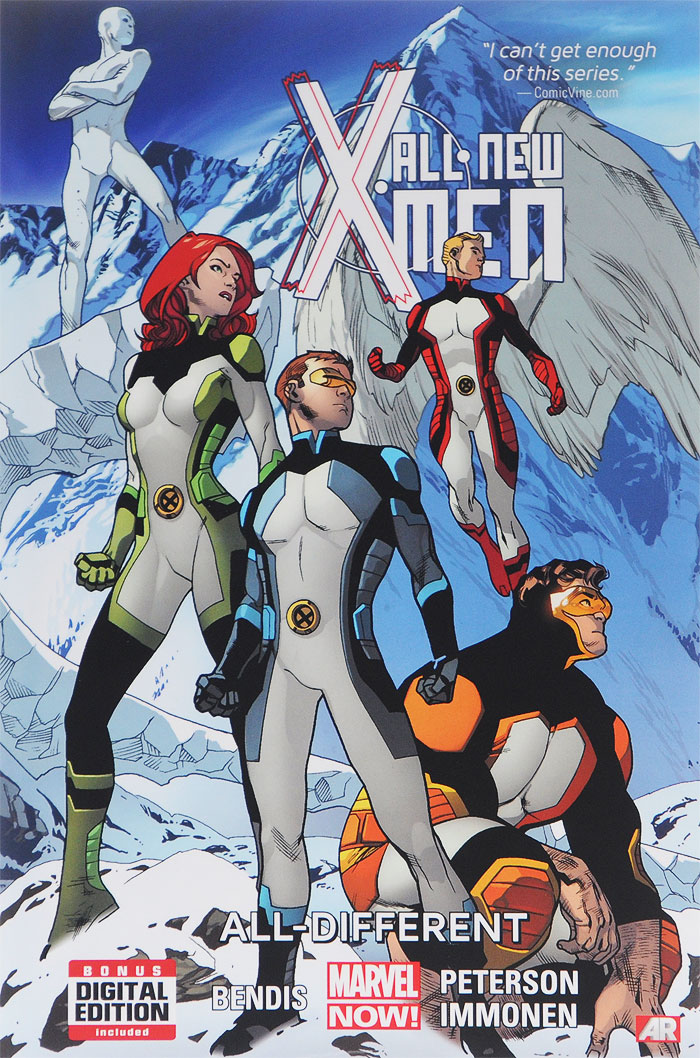 All-New X-Men: Volume 4: All-Different all new x men volume 1 yesterday s x men