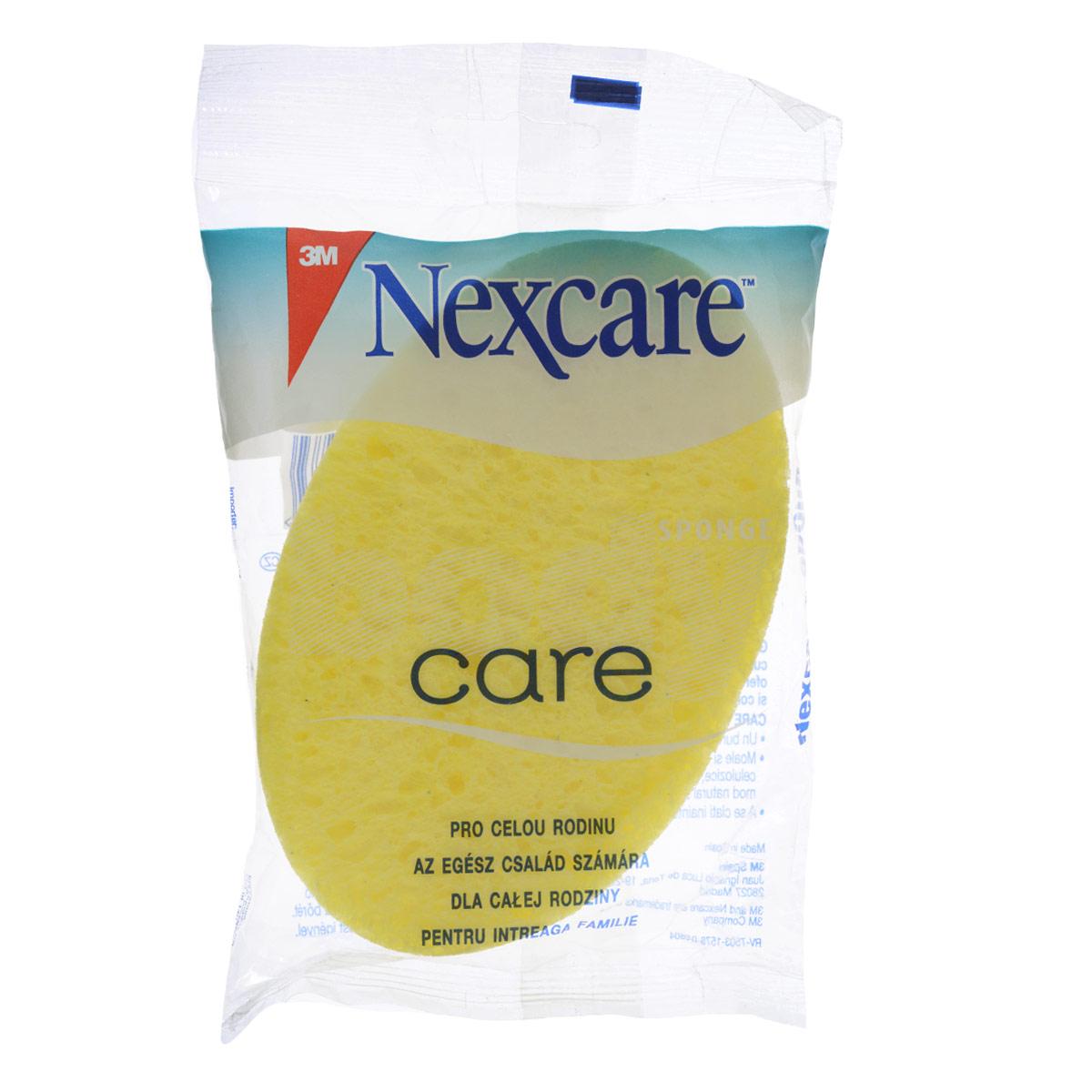Nexcare Губка массажная для тела, целлюлозная, цвет: желтыйRN-0009-3271-5Губка массажная Nexcare для тела отлично подходит для всех типов кожи. Ухаживает за чувствительными участками кожи, а нежный массажный слой очищает и обновляет кожу. Деликатно удаляет отмершие клетки кожи.Сделана из натурального материала - легко моется и быстро сохнет. Характеристики: Размер губки: 9,5 см х 15 см х 2,5 см. Производитель: Испания. Товар сертифицирован.