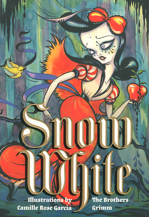 Snow White grimm brothers snow white