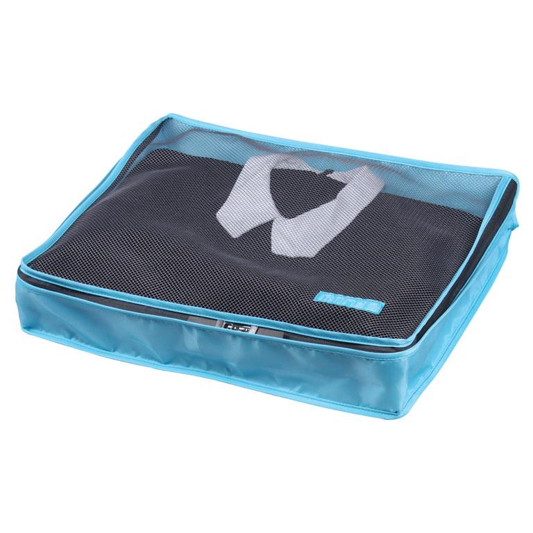Органайзер для одежды Miolla, цвет: синий, 45 х 35 х 8,5 см вешалка для одежды miolla цвет черный длина 45 см
