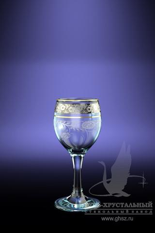 Набор рюмок Гусь-Хрустальный Нежность, 60 мл, 6 шт набор бокалов для бренди гусь хрустальный нежность 410 мл 6 шт