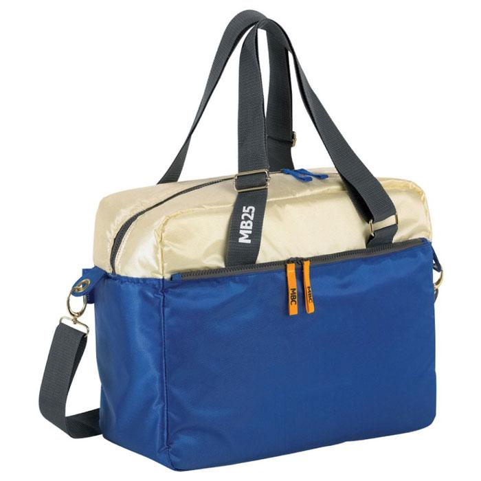 Термосумка MobiCool Sail 25, цвет: синий, 40 х 17 х 33 см сумка изотермическая mobicool sail 25 25л синий