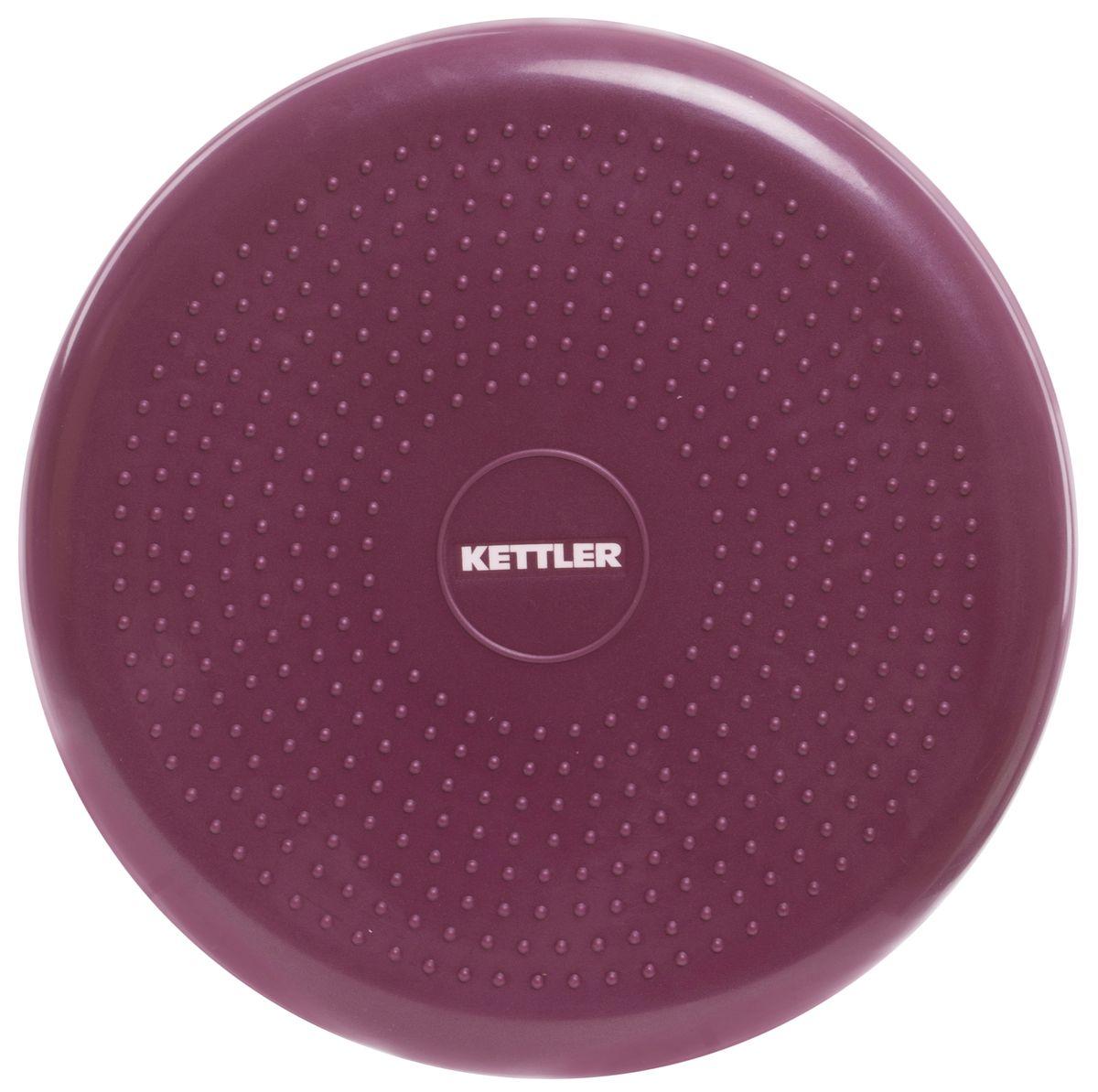 Платформа массажная балансировочная Kettler, цвет: бордовый, 33 смGB-9103Балансировочная платформа Kettler предназначена для оздоровительных и балансировочных упражнений. Выполнена из прочной резины. Платформа с эффектом массажа ладоней рук.Насос в комплекте.