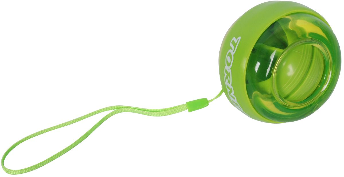 Гироскопический тренажер Gyro Ball Torneo, зеленый, A-201B
