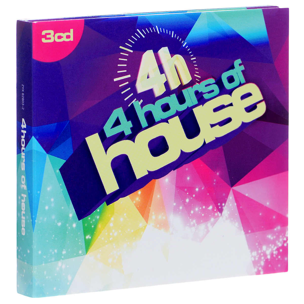4 Hours Of House (3 CD)