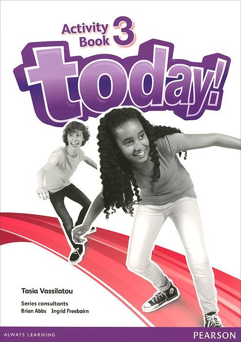 Today!: Activity Book 3 today students book 2