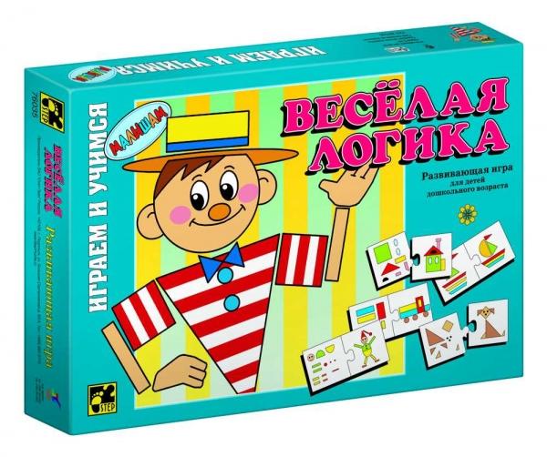 Step Puzzle Развивающая игра Веселая логика step puzzle развивающая игра геометрические формы