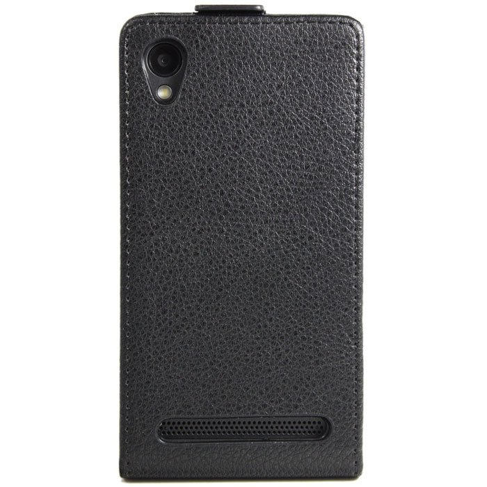 Highscreen Flip Case чехол для Pure F, Black чехол для highscreen pure j черный