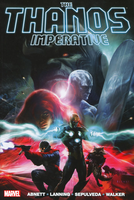 The Thanos Imperative masters of the universe