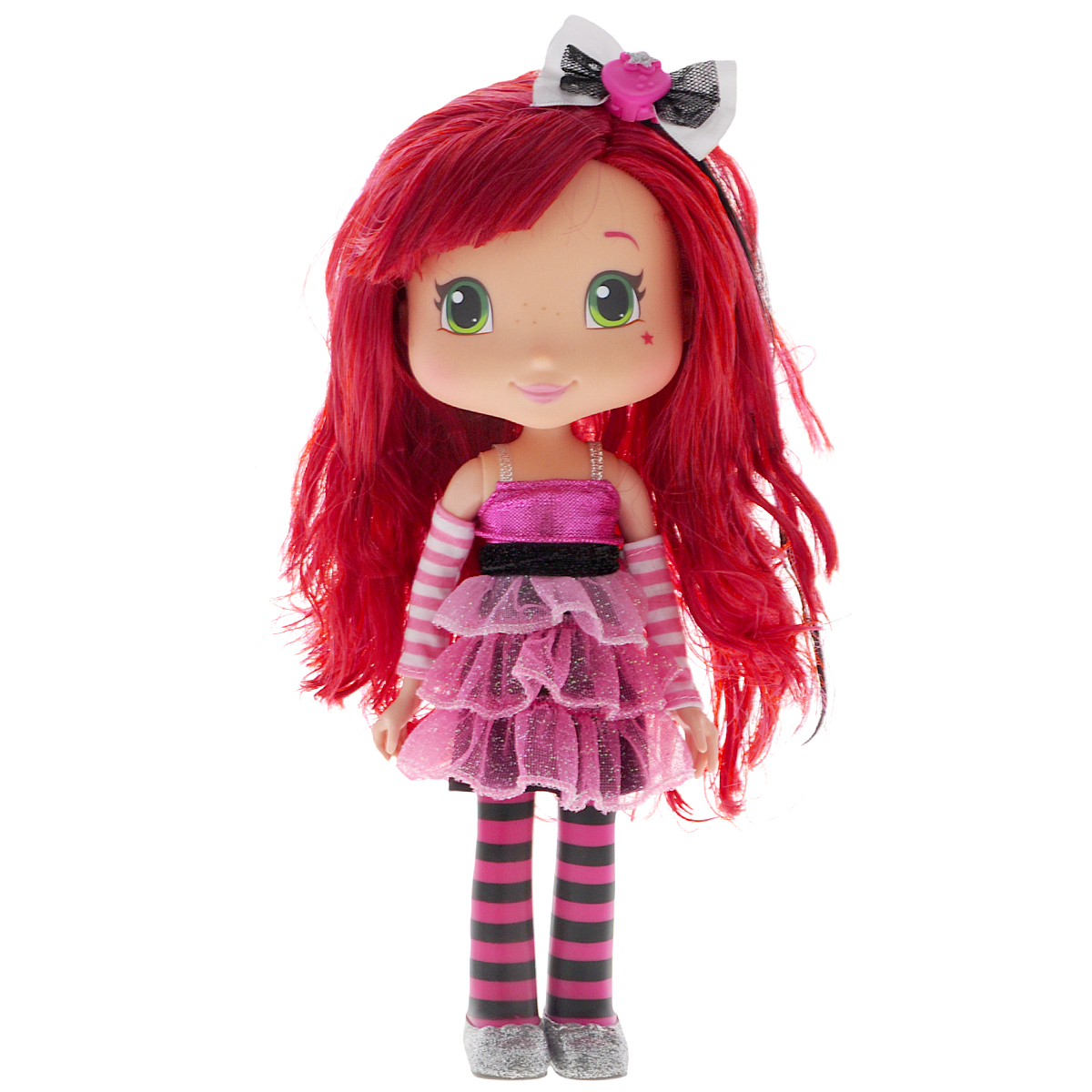 Шарлотта Земляничка Кукла Земляничка