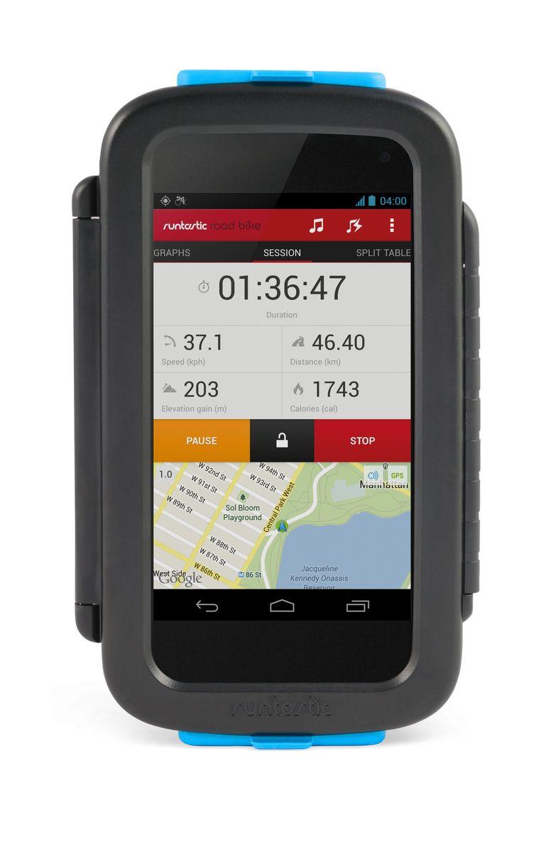 Крепление велосипедное для смартфонов