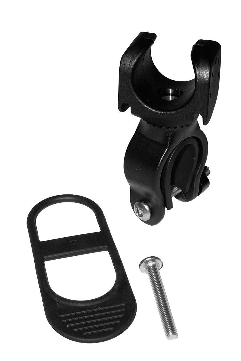Крепление велосипедное универсальное Led Lenser, цвет: черный