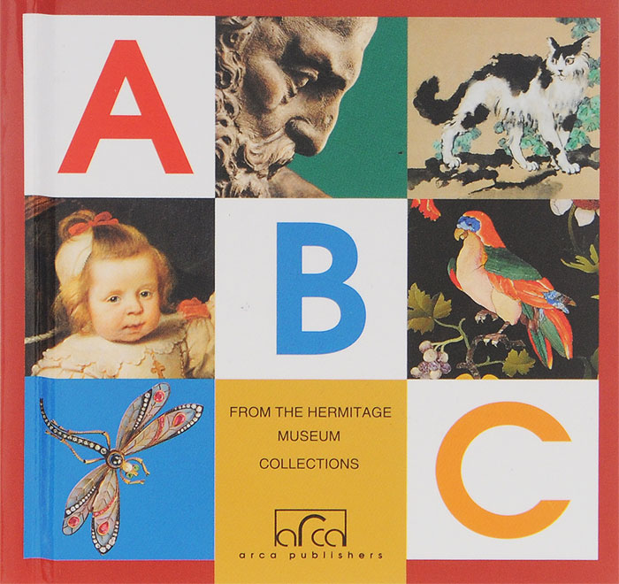 ABC from the Hermitage Museum Collections marcos