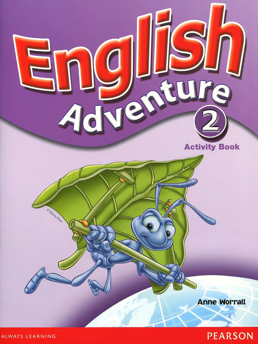 English Adventure 2: Activity Book winter wonderland a magical colouring adventure