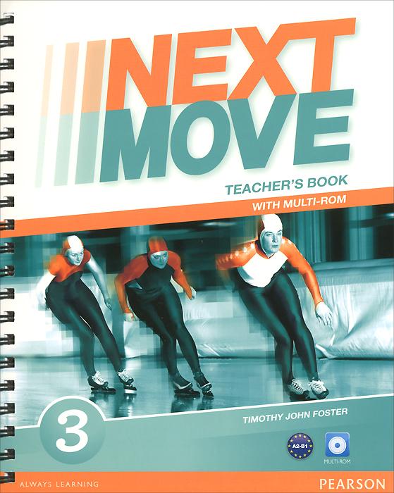 Next Move: Level 3: Teacher's Book (+ CD-ROM) paddington at the rainbow s end board book
