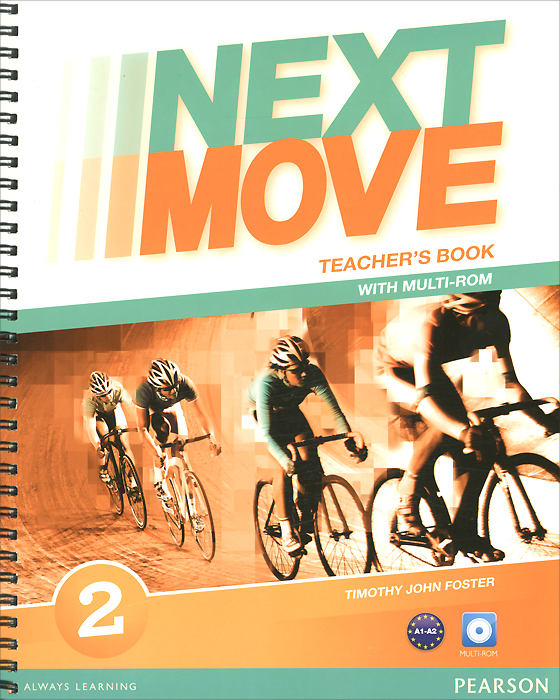 Next Move: Level 2: Teacher's Book (+ CD-ROM) longman introductory course for the toefl test the paper test student book and cd rom with answer key