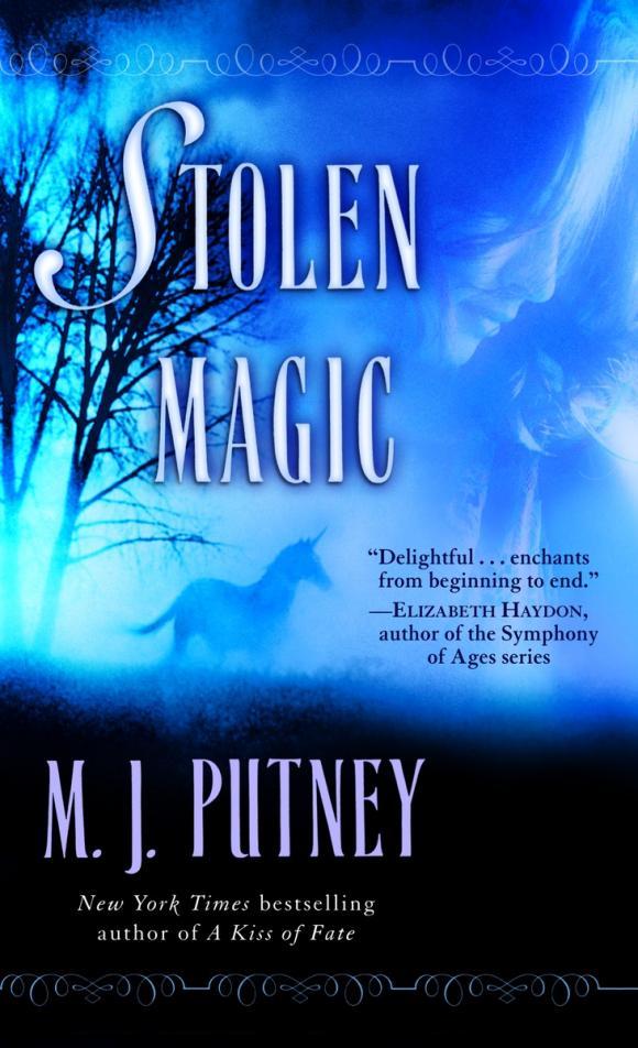 Stolen Magic stolen