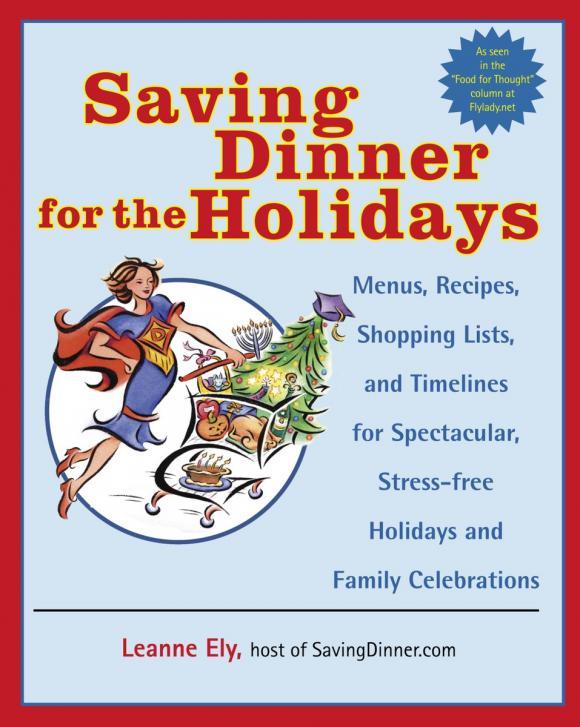 Saving Dinner for the Holidays saving