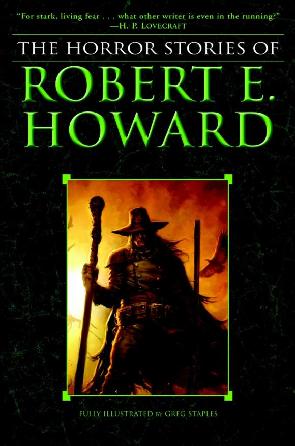 The Horror Stories of Robert E. Howard horror stories
