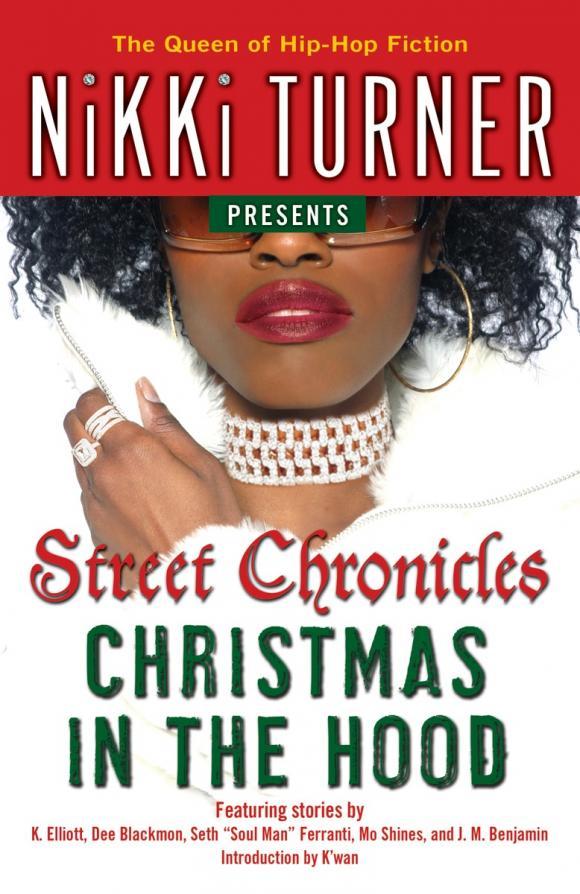 Christmas in the Hood the crazy christmas joke book