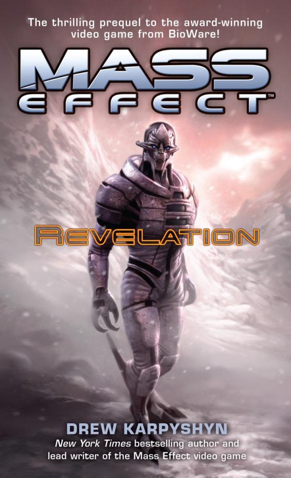 Mass Effect: Revelation mass effect universe