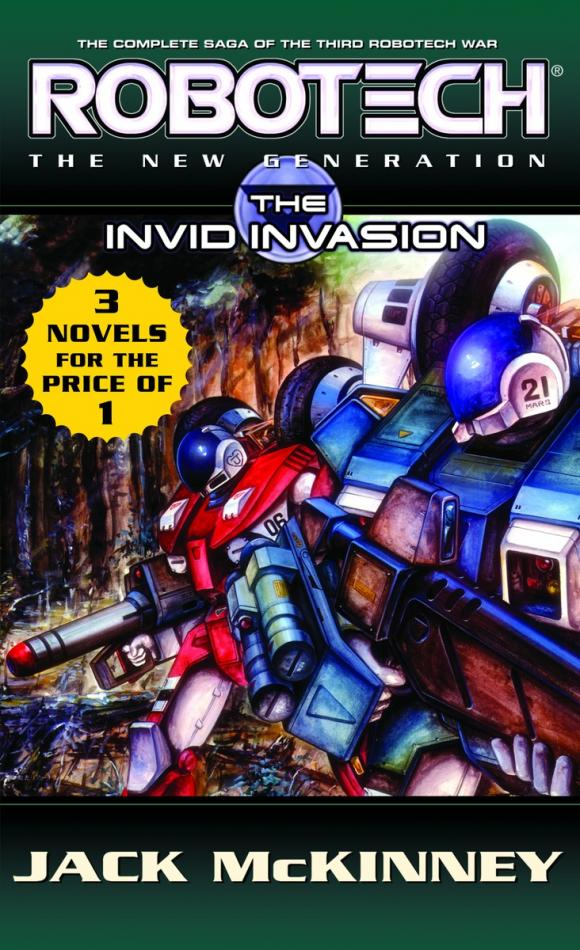 Robotech: The New Generation: The Invid invasion куртка z generation z generation zg001ebqwm32