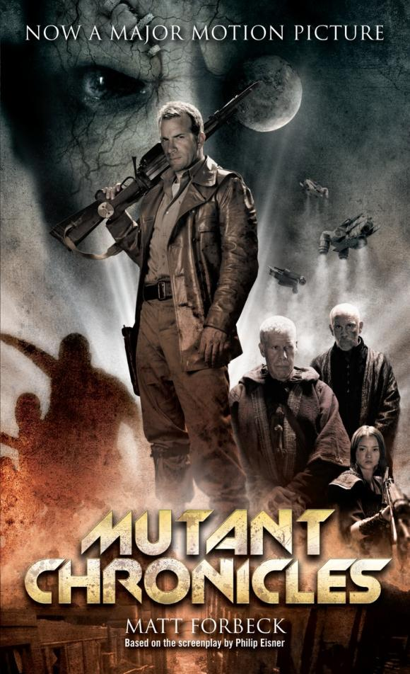 Mutant Chronicles mutant mass 6 8 киев